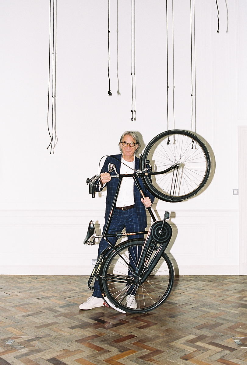 paul smith bicycle intersection magazine
