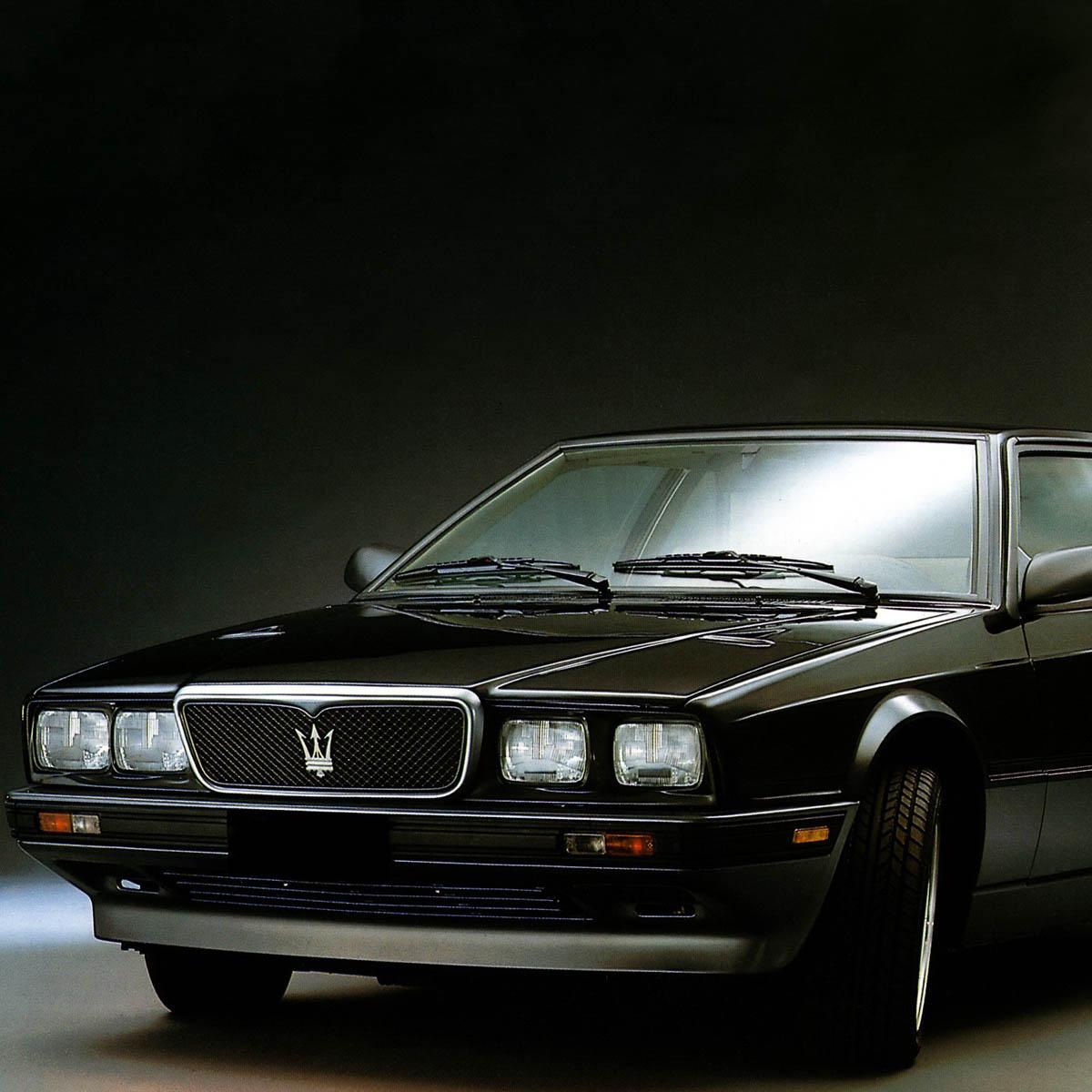 CAR CULTURE Maserati Karif
