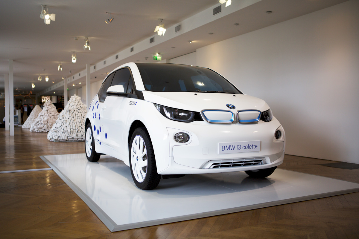 BMW i3 colette hypebeast