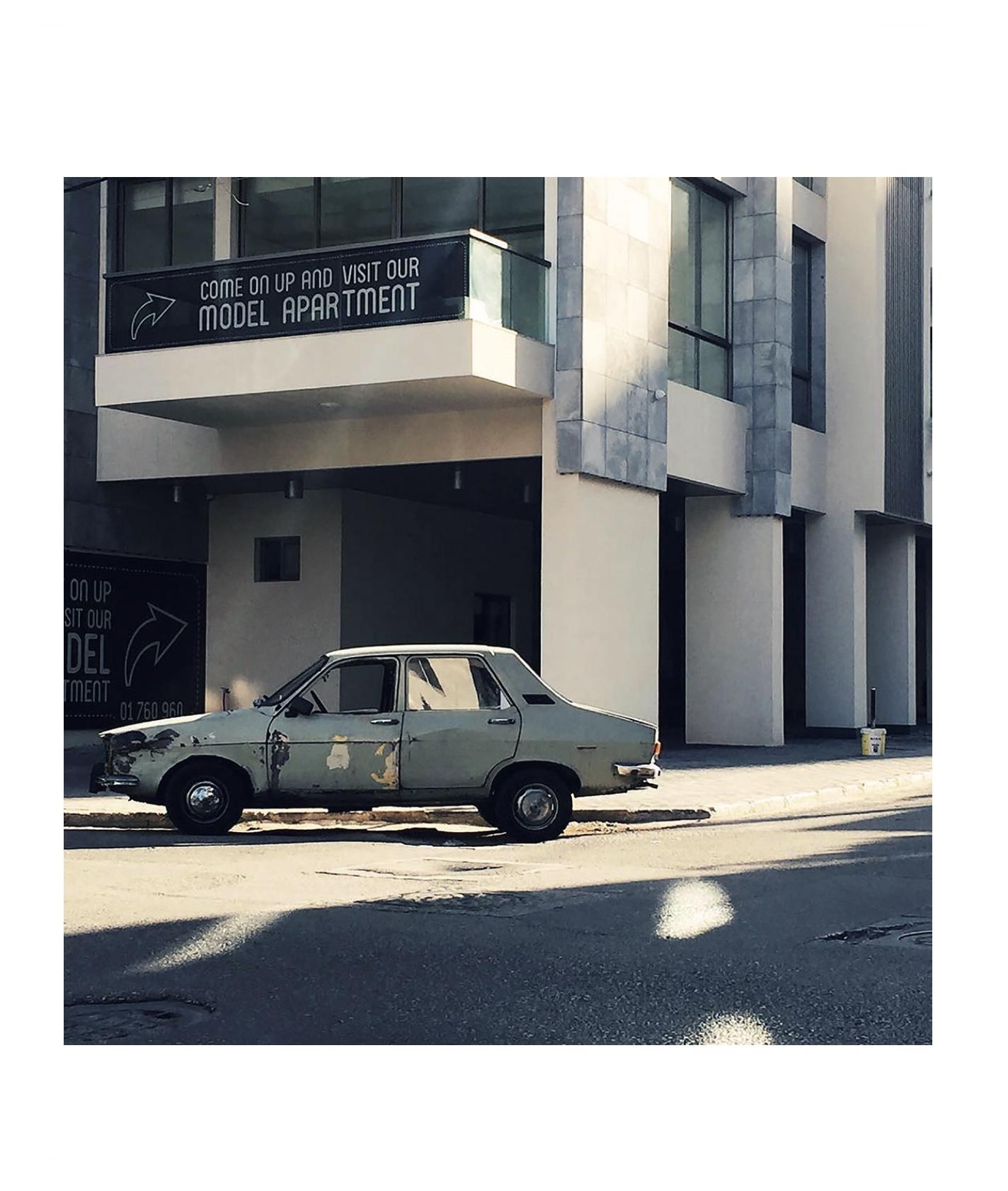 La nostalgie de Beyrouth