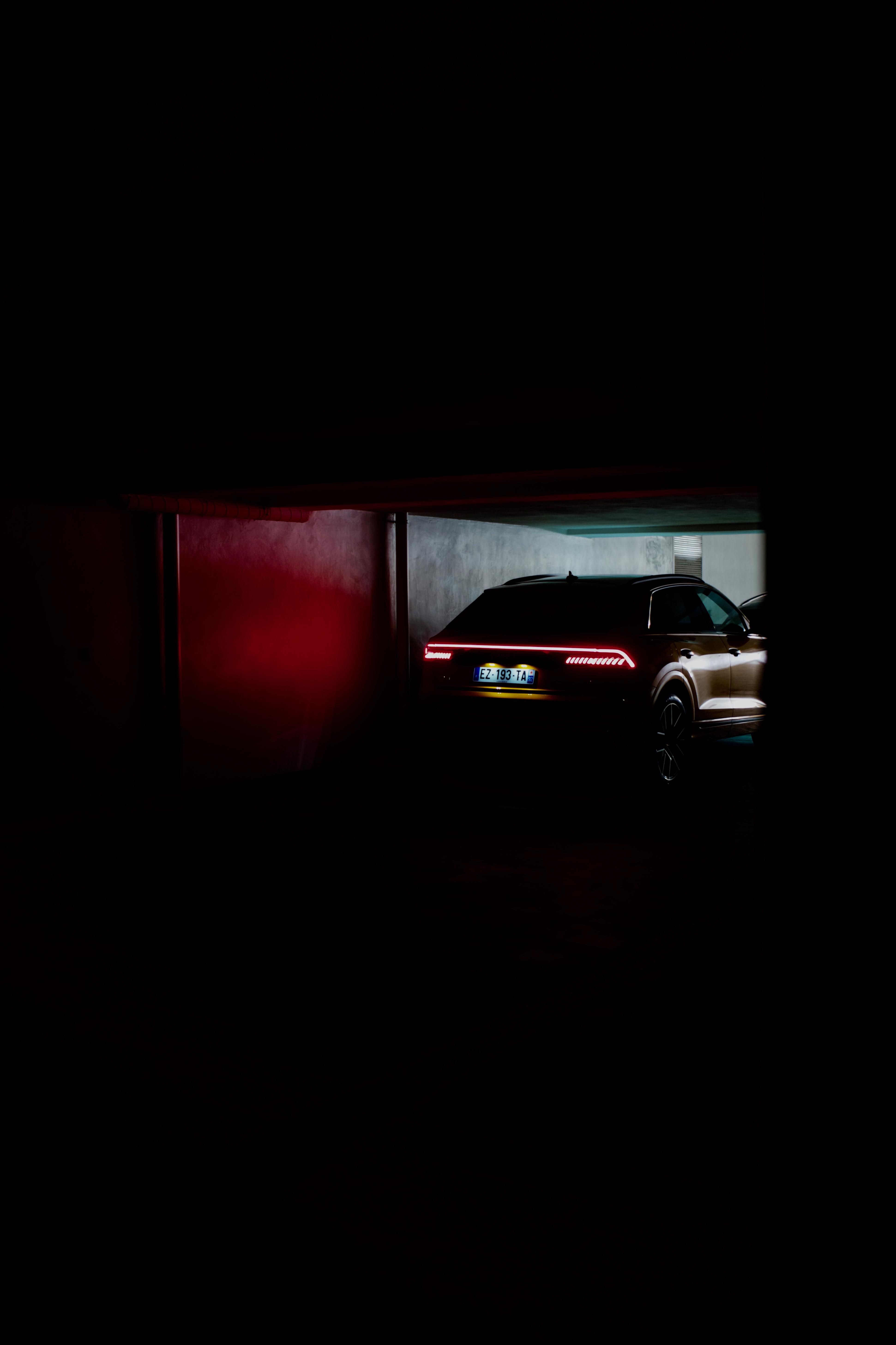 Voyage spatio-temporel en Audi Q8