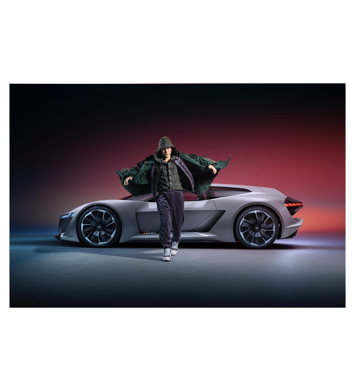 Audi PB18 e-tron  «Human After All»