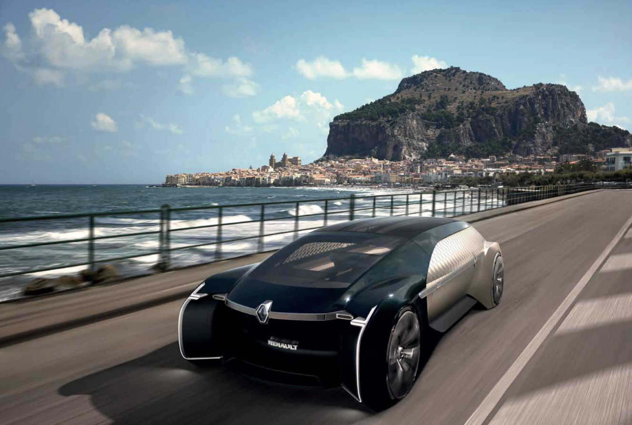 La voiture de 2050, c'est quoi ?