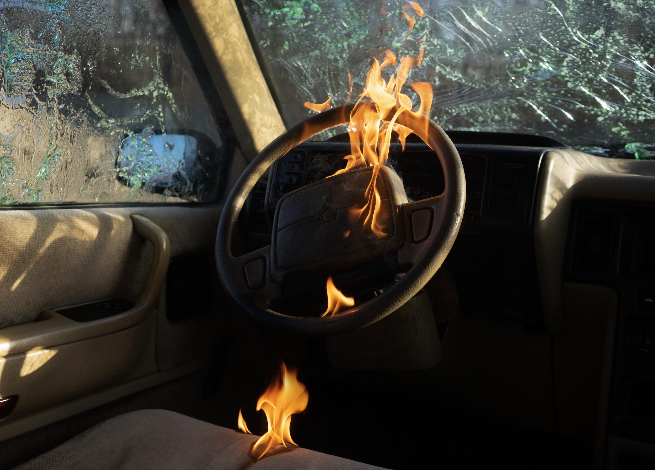 Pyromane Professionnelle